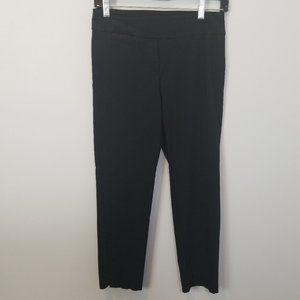 Margaret M Slimming Black Pants SMall Petite